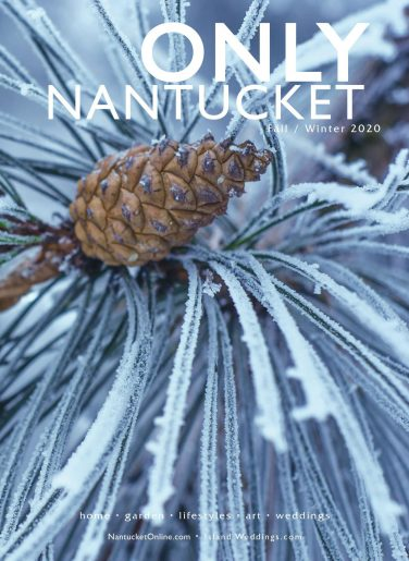 Only Nantucket Magazine Fall Winter 2020