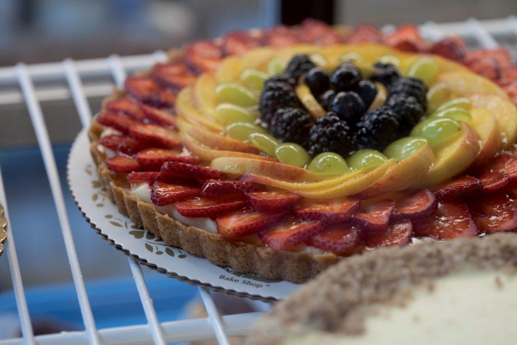 Nantucket Bake Shop Pie Cake