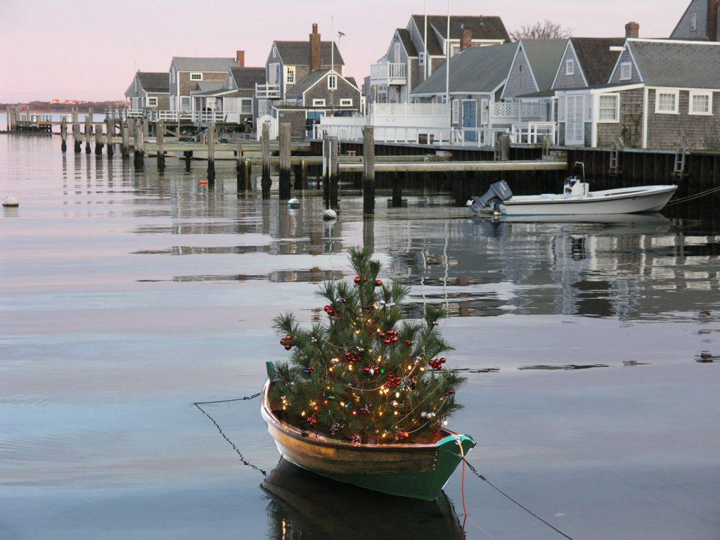 nantucket christmas tree