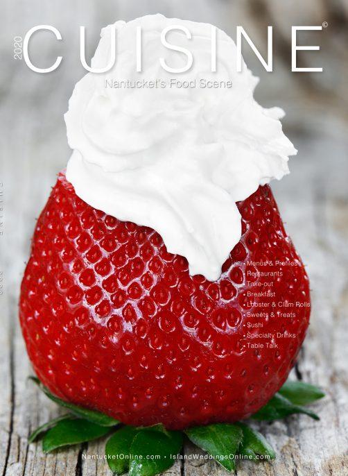 CUISINE magazine cover 2020