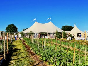 Sustainable Nantucket Farm Fresh Feast