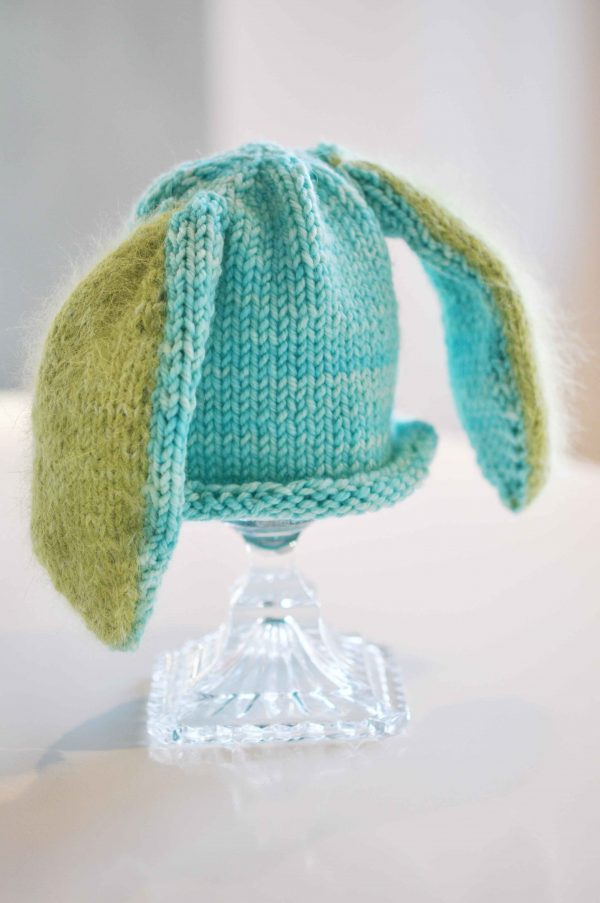 Blue Bunny Hat