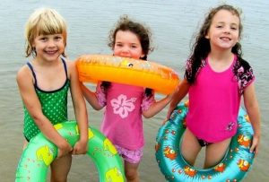 Childrens Beach Activities