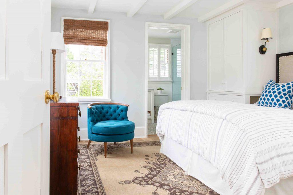 First Floor Bedroom Photo by Cary Hazlegrove