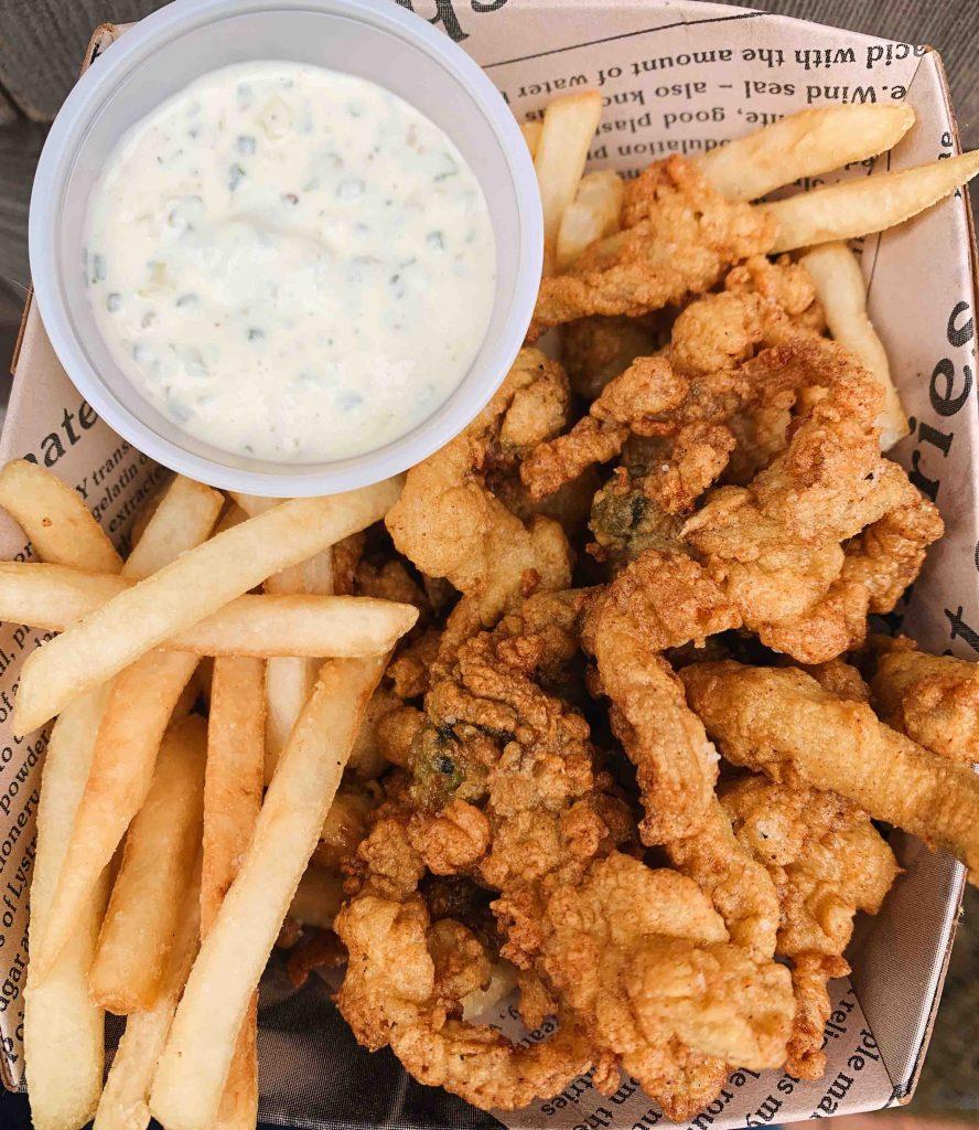 Gliddens Seafood