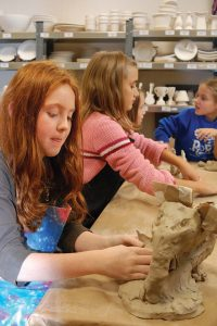 Kids Clay Program with John