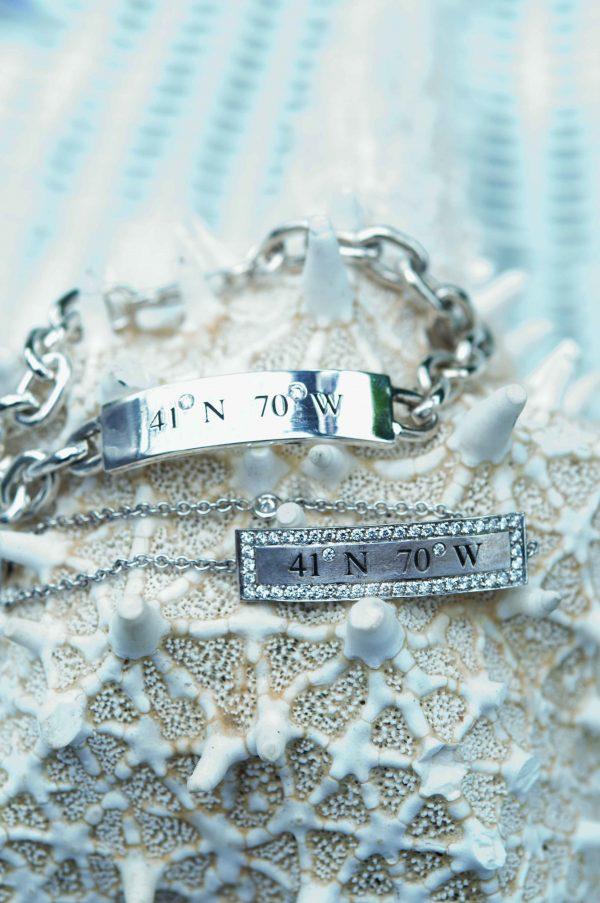 Nantucket Diamond Bracelet Chain