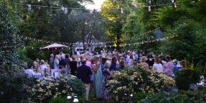 Nantucket Garden Soiree