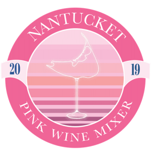 Nantucket Pink Wine Mixer