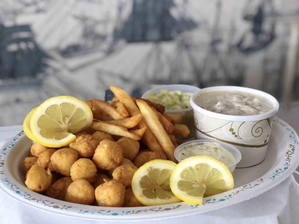 Nantucket Seafood Sayle's