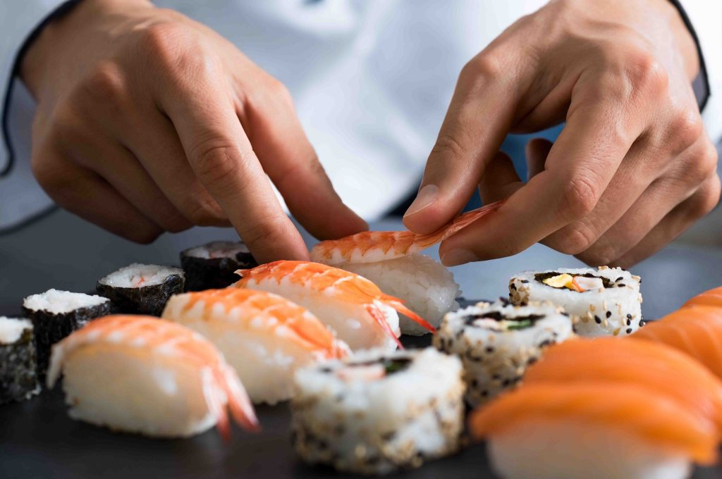Sushi by Yoshi