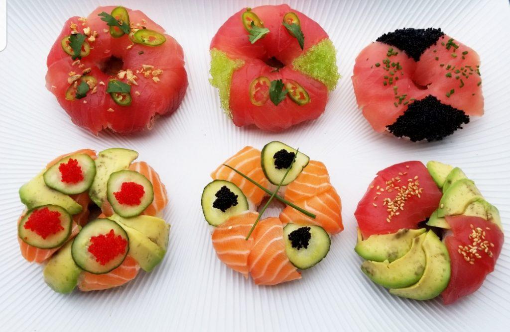 Sushi sean gliddens island seafood