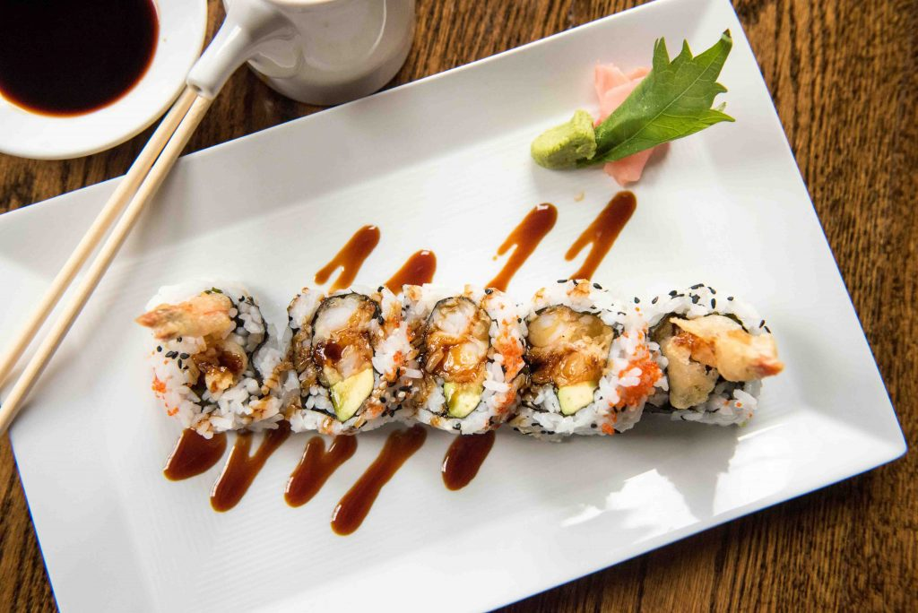 Town Tempura Shrimp Roll