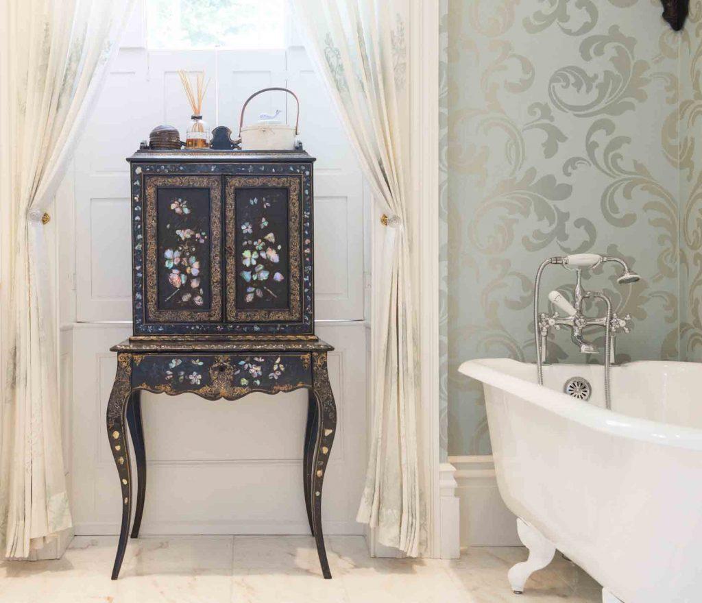 bathroom style nantucket