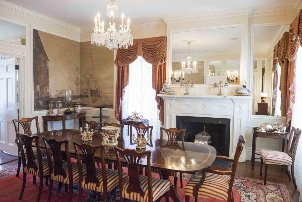 dining room nantucket