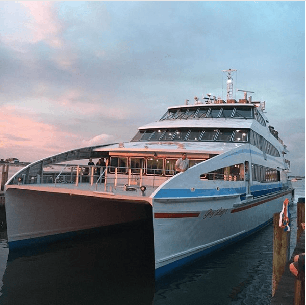 hyline cruises to nantucket big boat