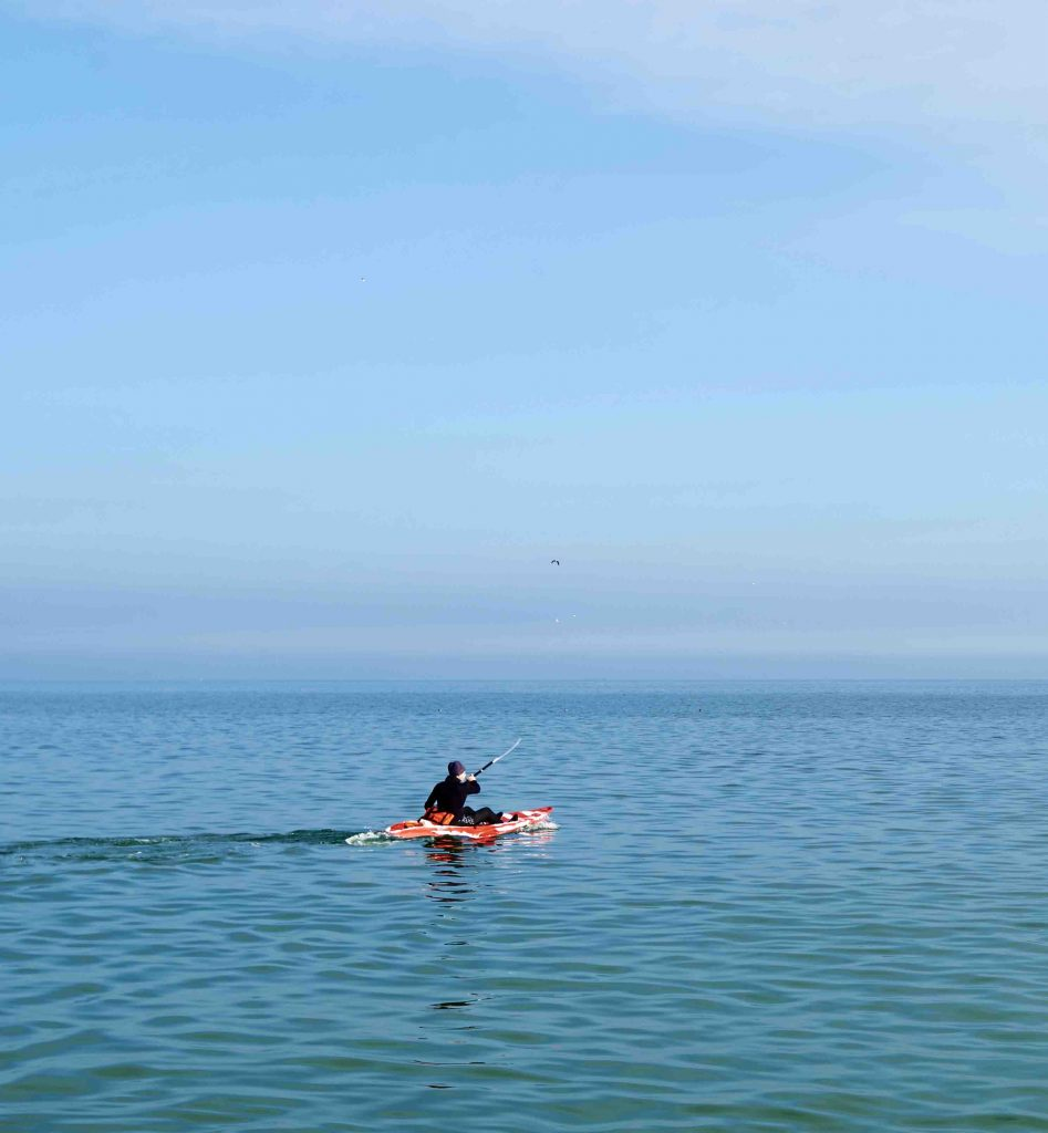kayaking on nantucket