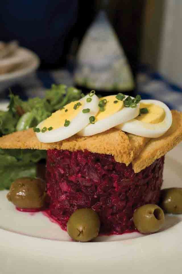 languedoc beet salad