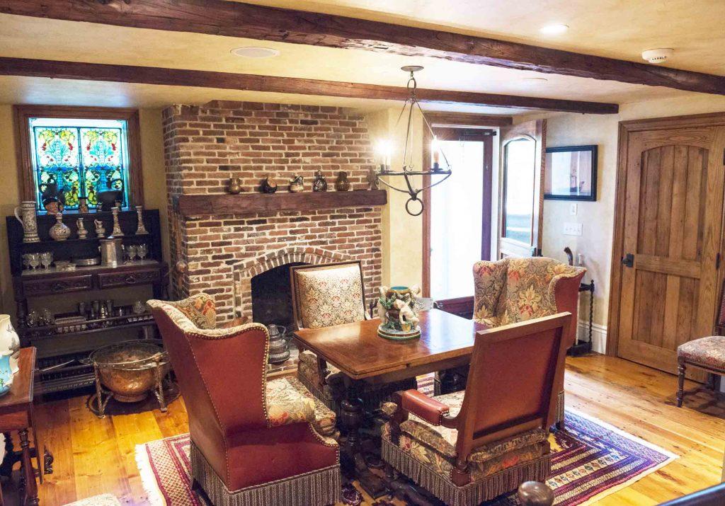 living room nantucket