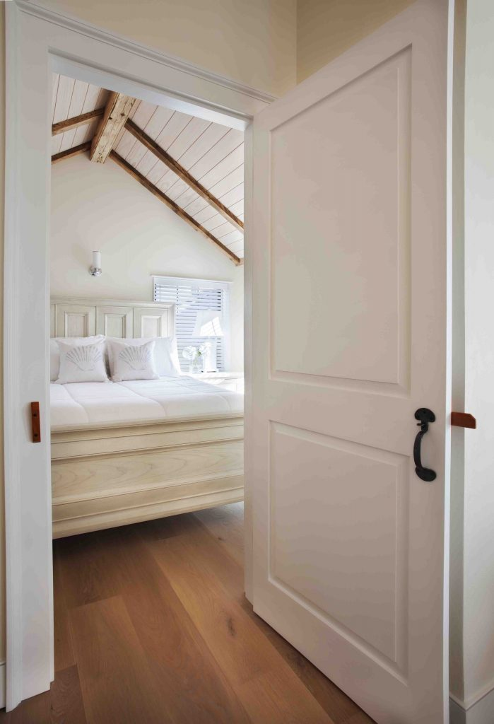 luxury nantucket bedroom
