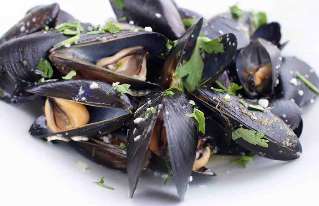 mussels nantucket cuisine