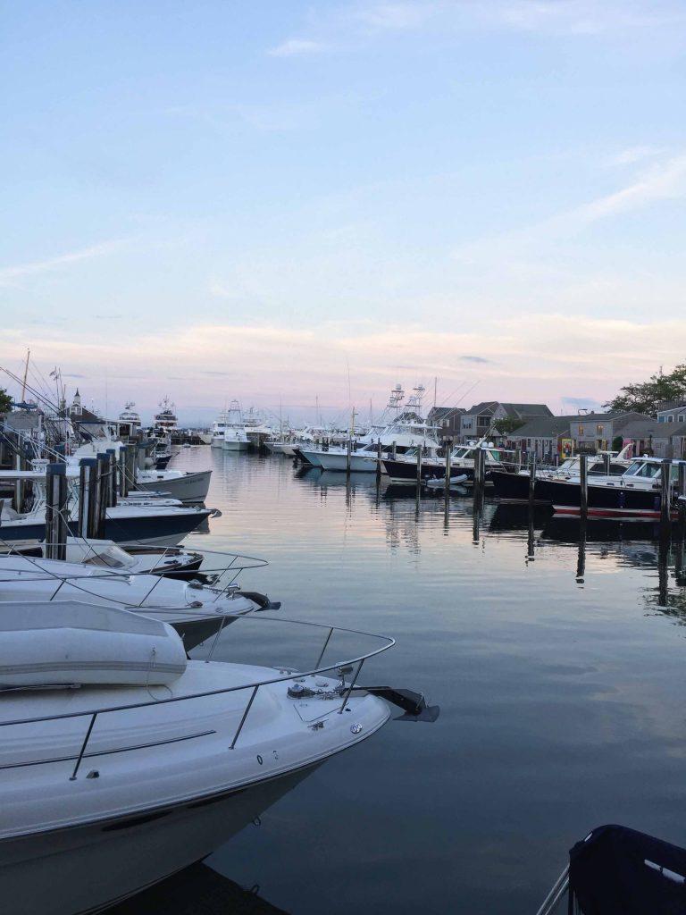 nantucket harbor wharf