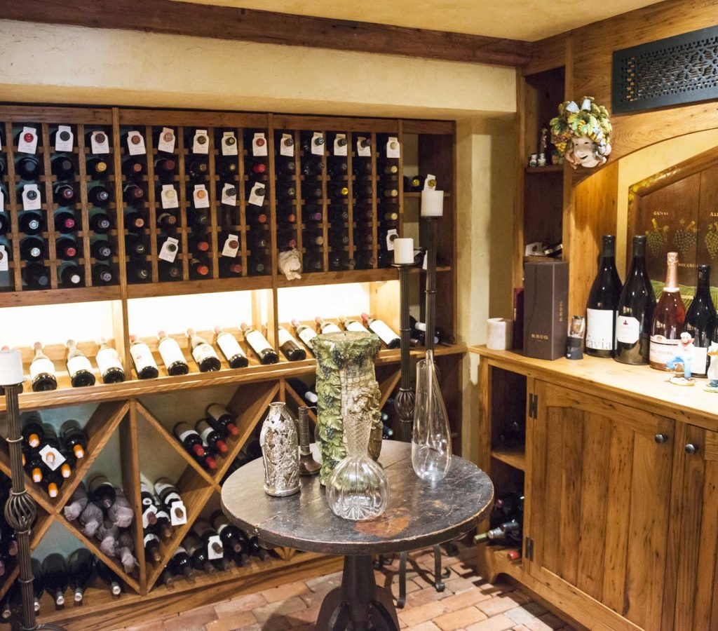 nantucket wine cellar