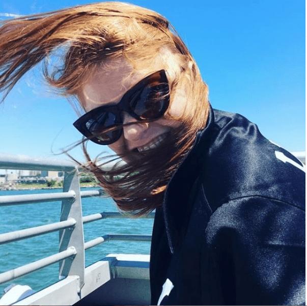 passenger on the seastreak