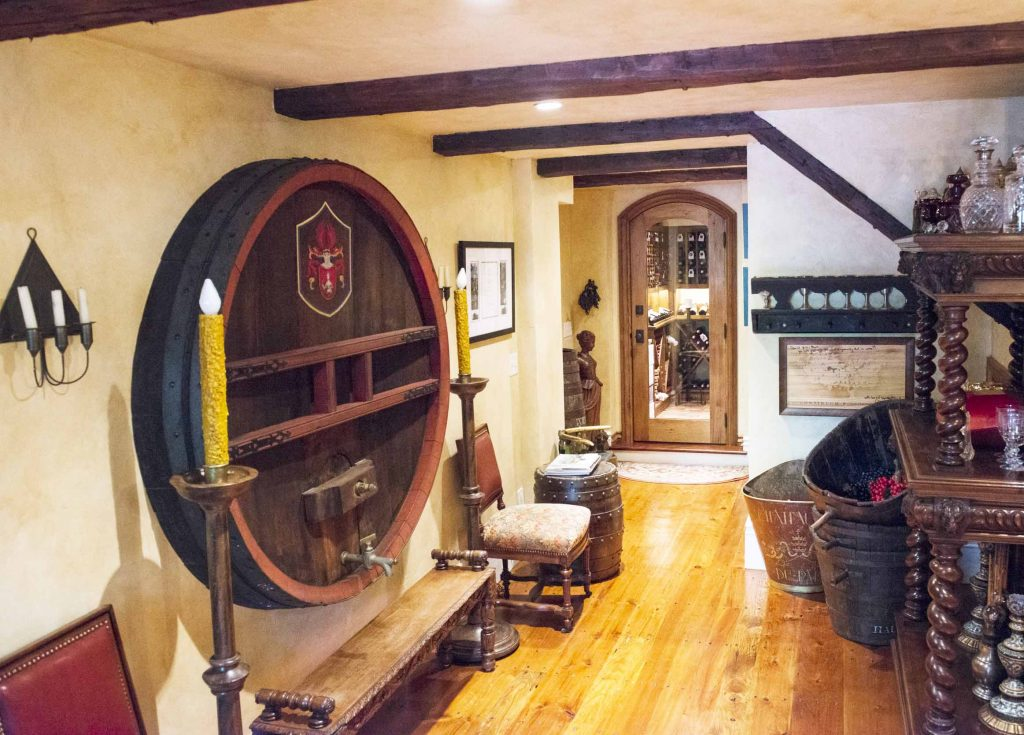 wine cellar nantucket