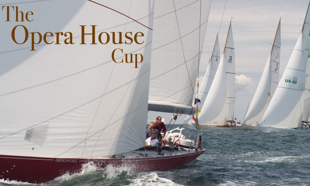 The opera house cup nantucket sailing race