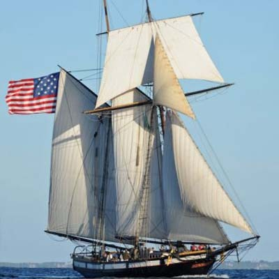 Lynx Sailboat Trips on Nantucket Island