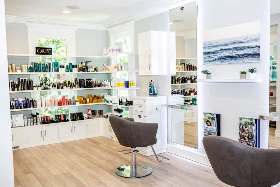 RJ Miller hair Salon nantucket