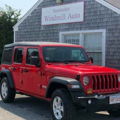 Nantucket Windmill Auto Rental