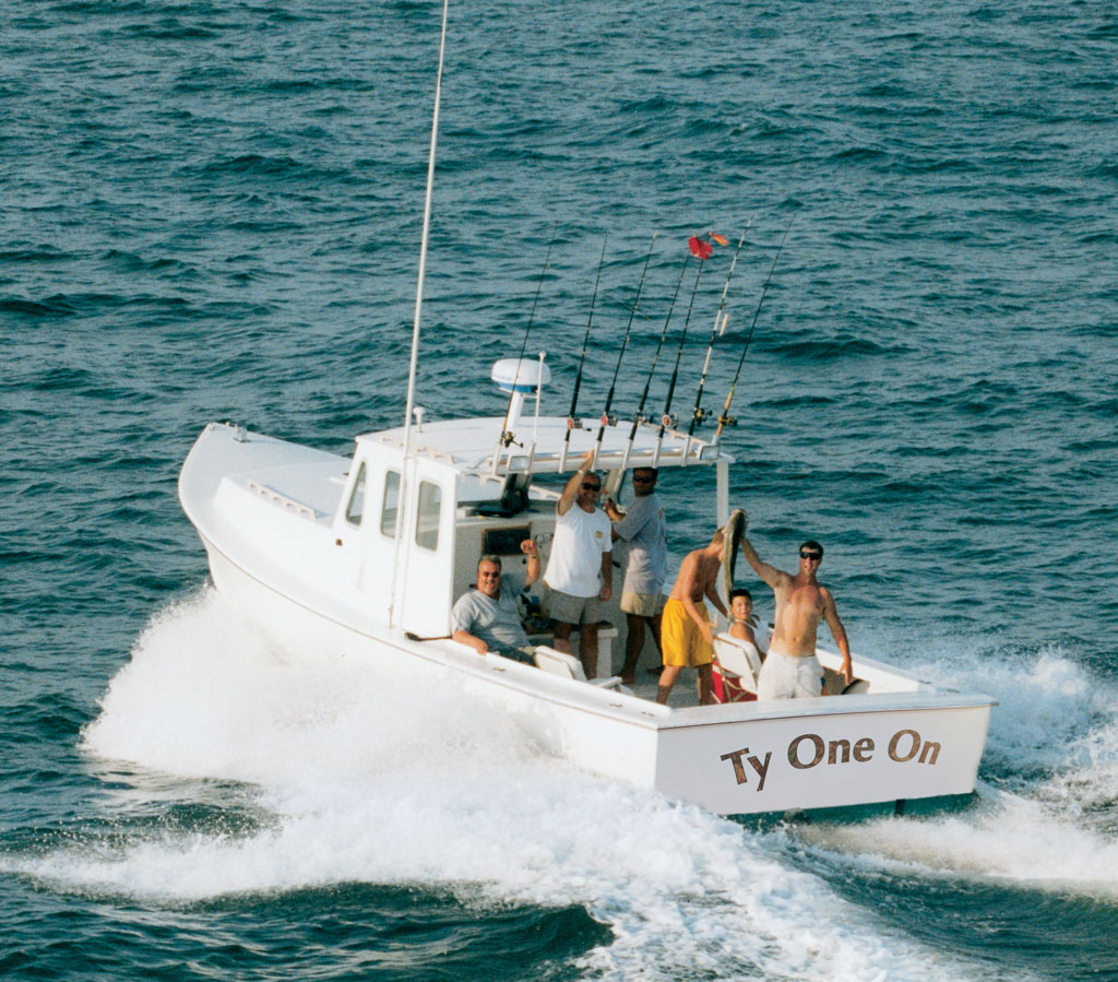 Ty One On Sportfishing Charters