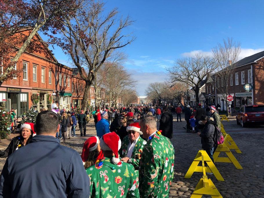 nantucket main street stroll