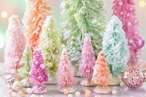 nantucket tree decorating