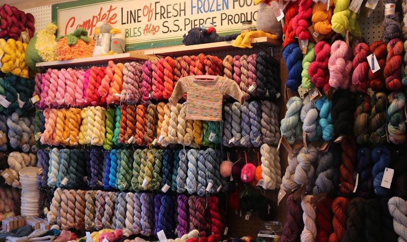 flock nantucket knitting