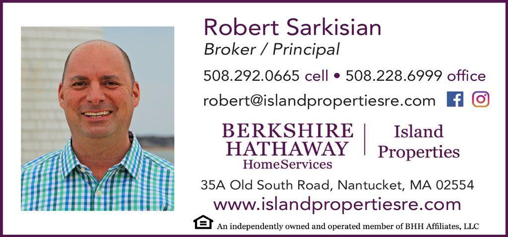 robert sarkisian real estate nantucket