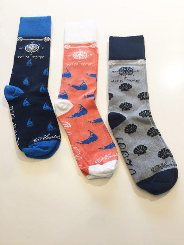 nantucket sock collection a