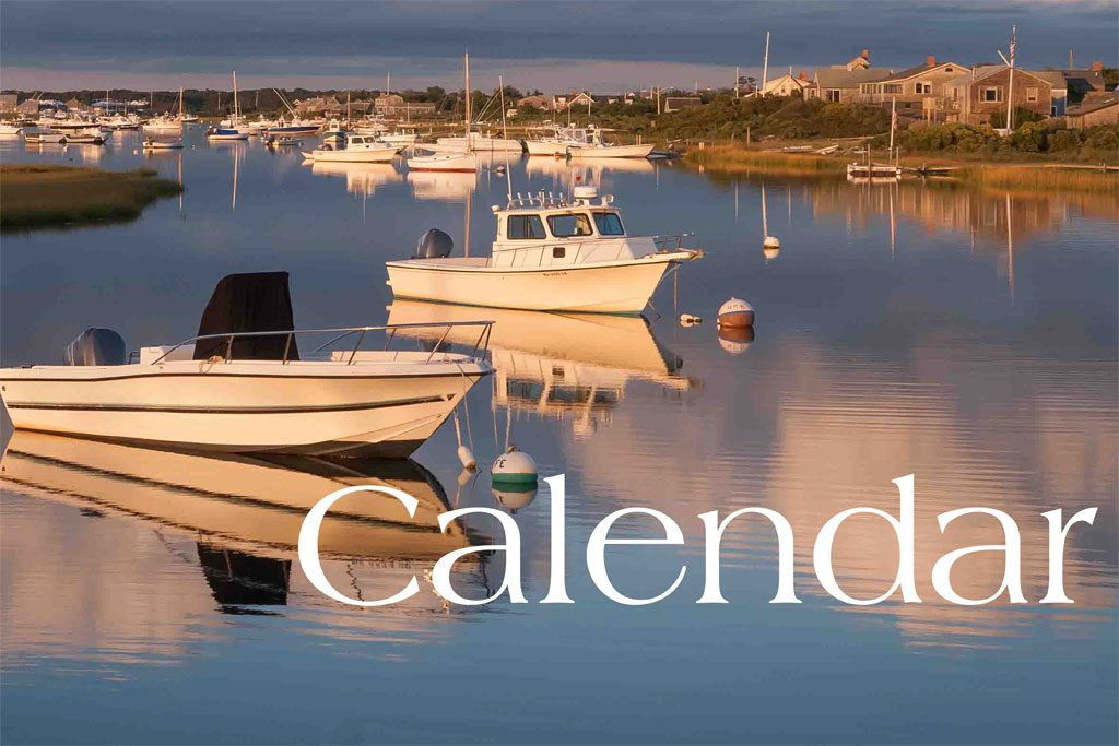 nantucket seasonal calendar