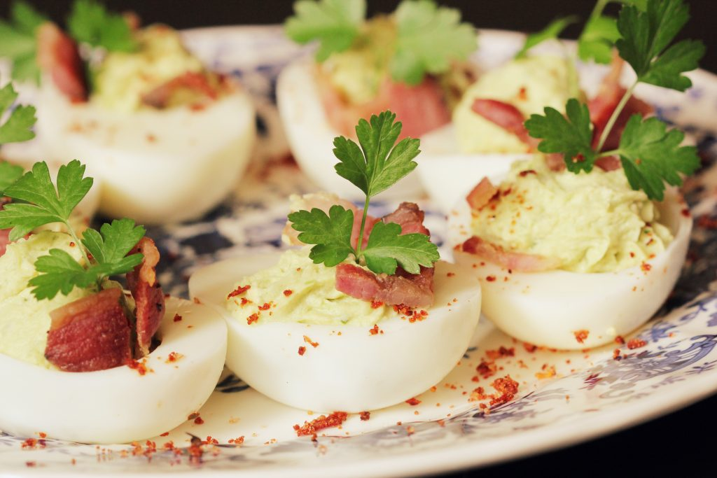 deviled eggs nantucket recipe