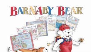 Barnaby Bear on Nantucket