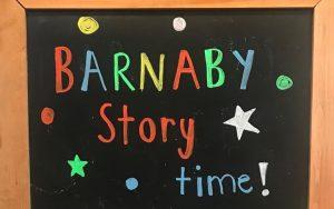 nantucket kids story times barnaby bear