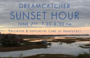 sunset hour for PASCON nantucket