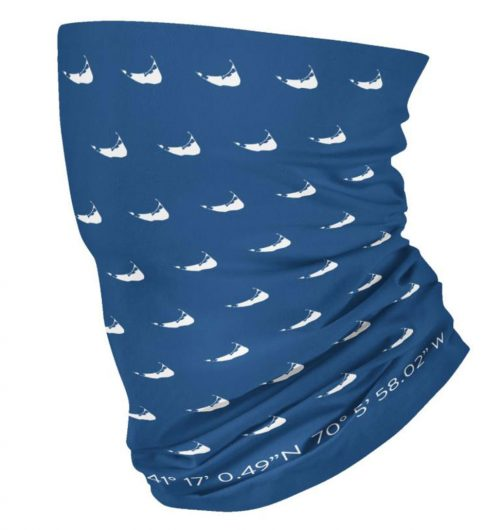 navy blue gaiter for nantucket island