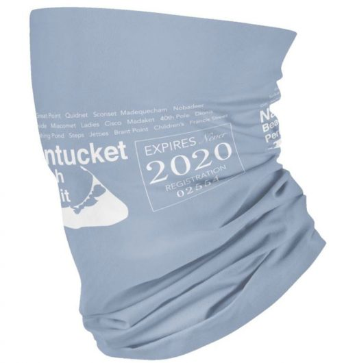 nantucket face covering