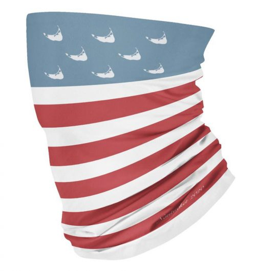 american flag face covering