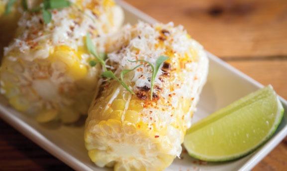 Nantucket corn recipes