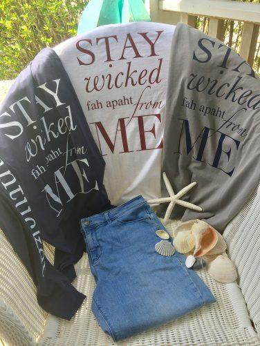 wicked nantucket tshirts