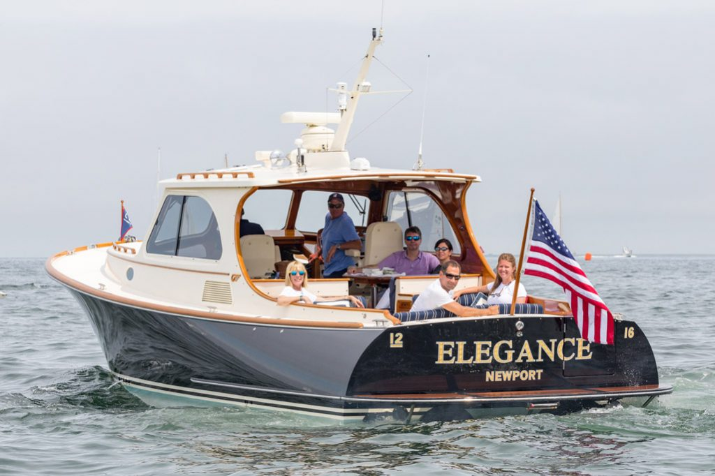 nantucket picnic boat